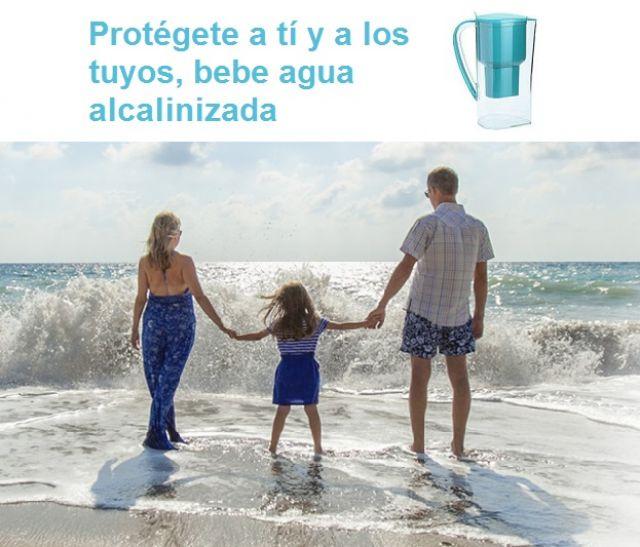 PROTÉGETE DE LOS VIRUS ALCALINIZANDO TU CUERPO Y TU BOCA CON LA JARRA ALKANATUR