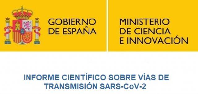 ESTE INFORME RECOMIENDA EL USO DE LUZ ULTRAVIOLETA GERMICIDA CONTRA EL SARS-CoV-2