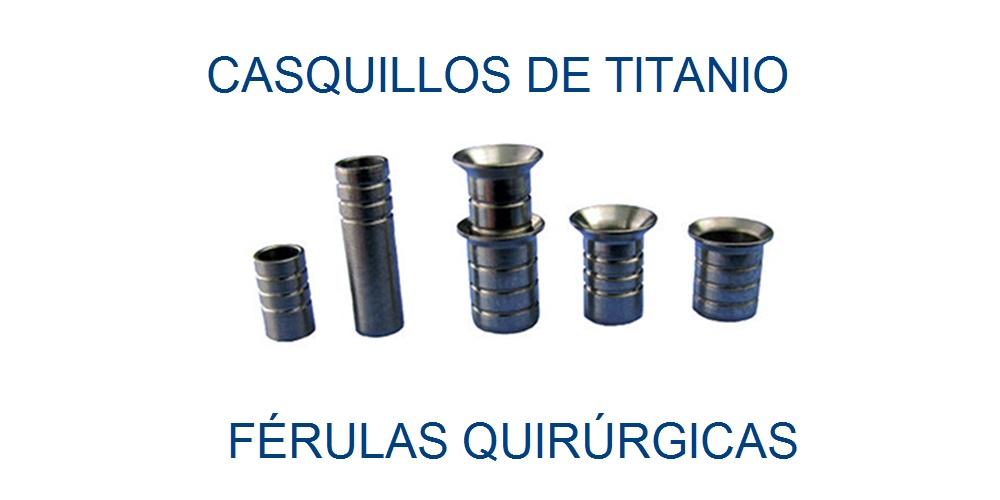 CASQUILLOS CIRUGÍA GUIADA