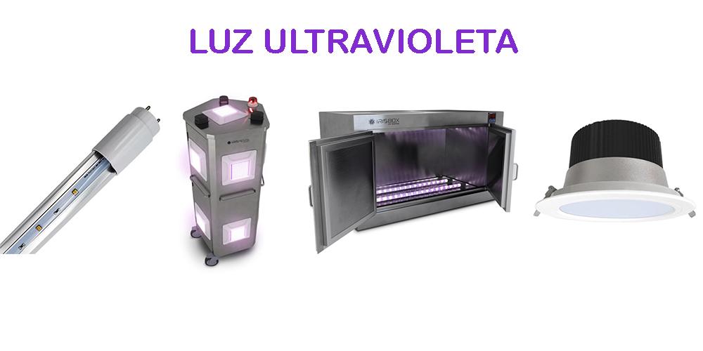 DESINFECCION POR LUZ ULTRAVIOLETA UV-C LED