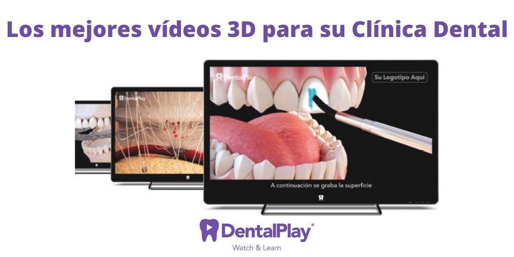 VIDEOS EDUCATIVOS DENTAL PLAY
