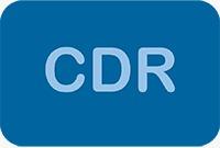 Logotipo Concepto Desinfección Redundante CDR