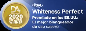 Blanqueamiento dental premiado en los Estados Unidos de América por la prestigiosa asociación Dental Advisor