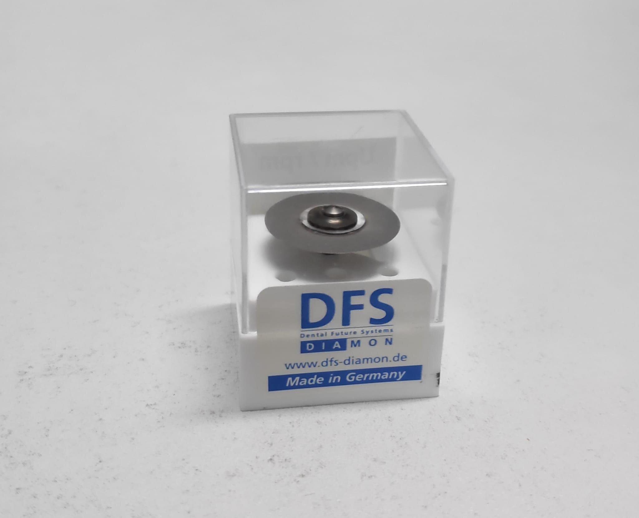 DFS DIAMON DISCO CONTRAÁNGULO PARA STRIPPING MUY DELGADO Y FLEXIBLE CON DIAMANTE A UNA SOLA CARA