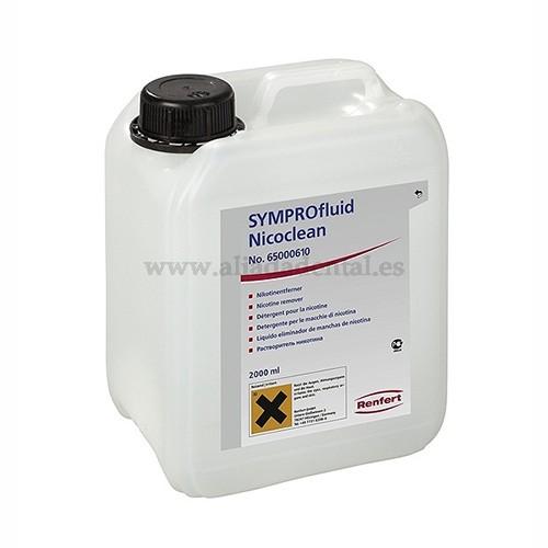 SYMPRO - REPOSICIÓN FLUID NICOCLEAN (2X2 LT)